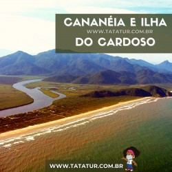CANANÉIA E ILHA DO CARDOSO...