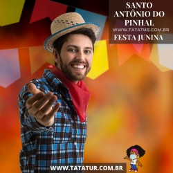 SANTO ANTÔNIO DO PINHAL...
