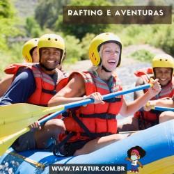 RAFTING E AVENTURAS - Day...