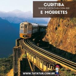CURITIBA E MORRETES - PR -...